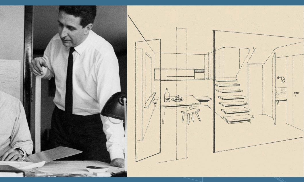 Bernardo Bernardi: Dizajnersko djelo arhitekta 1915.-1985.