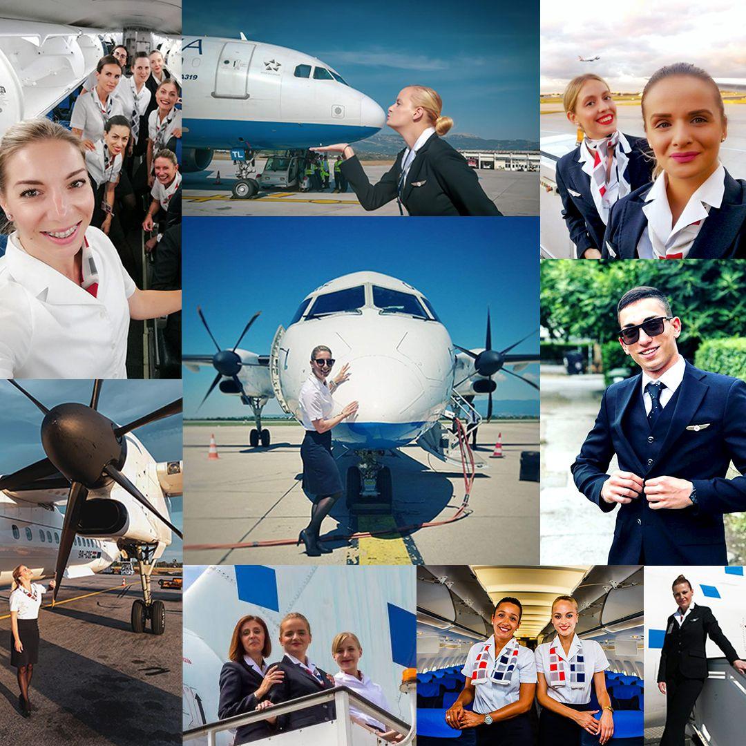 Croatia Airlines zapošljava članove kabinskog osoblja. Dođi i ti po svoja krila!