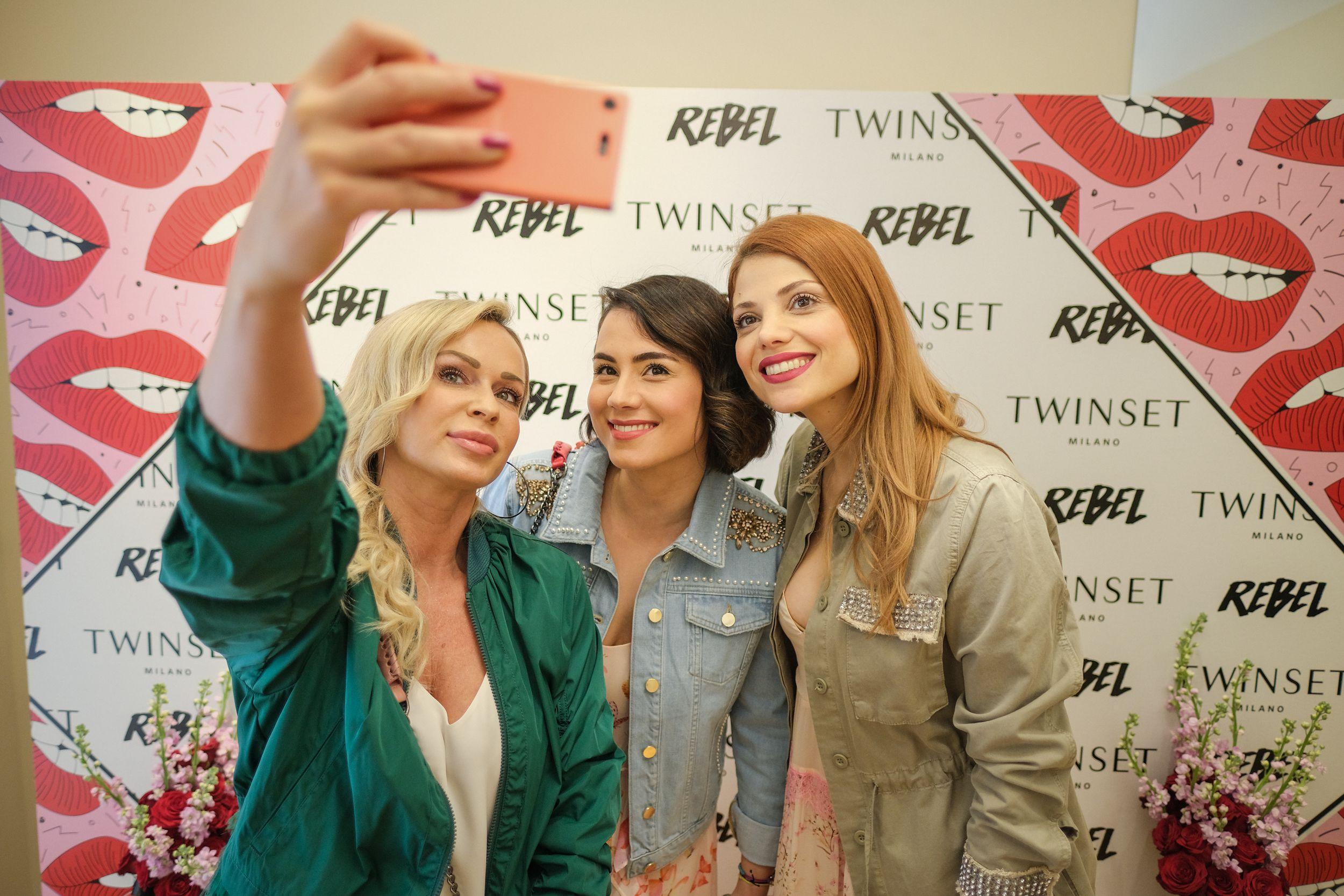 Twinset predstavio novu Rebel torbicu i pozvao na kršenje modnih pravila
