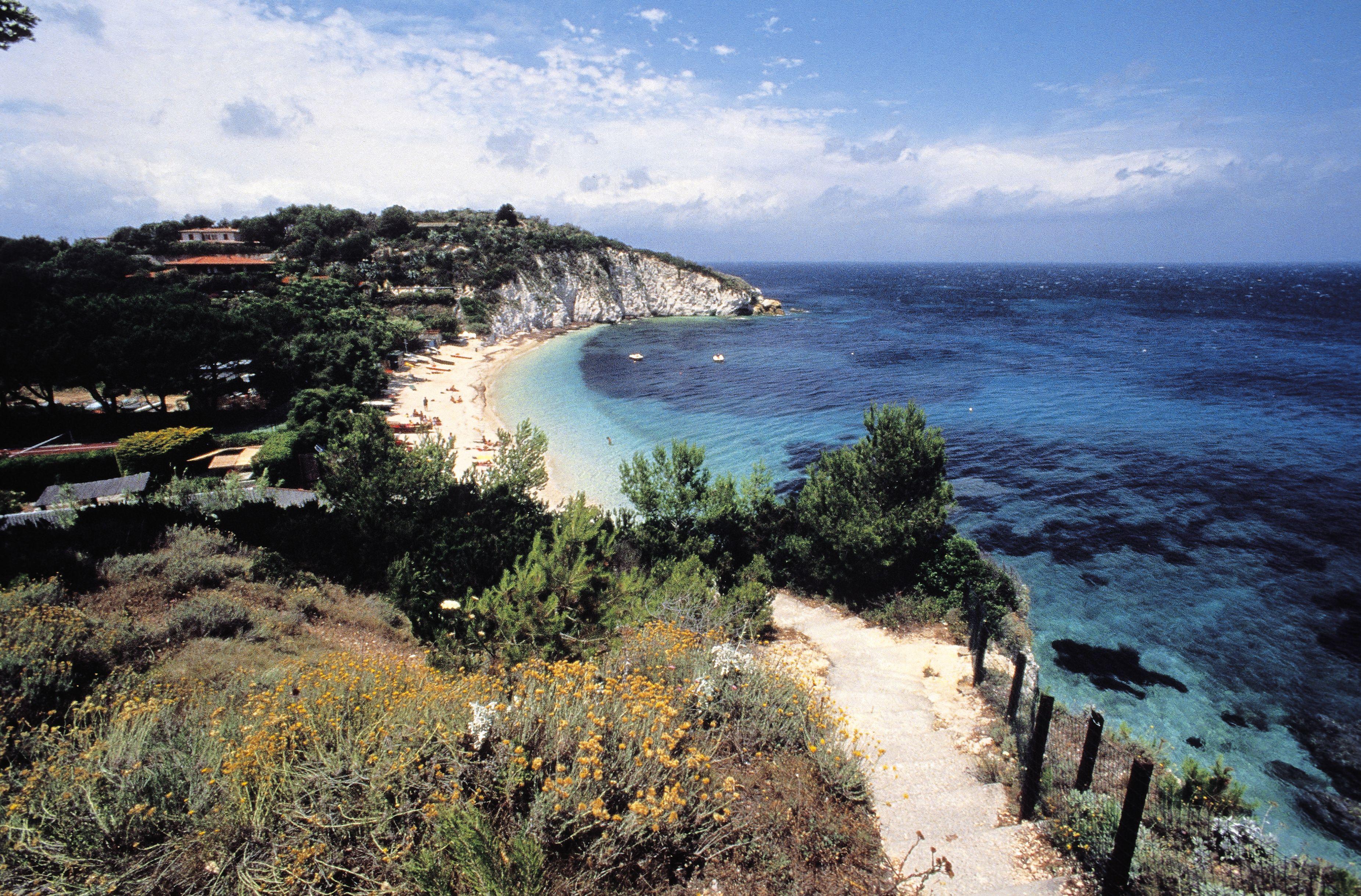 Esencija tirkiznog toskanskog otoka
