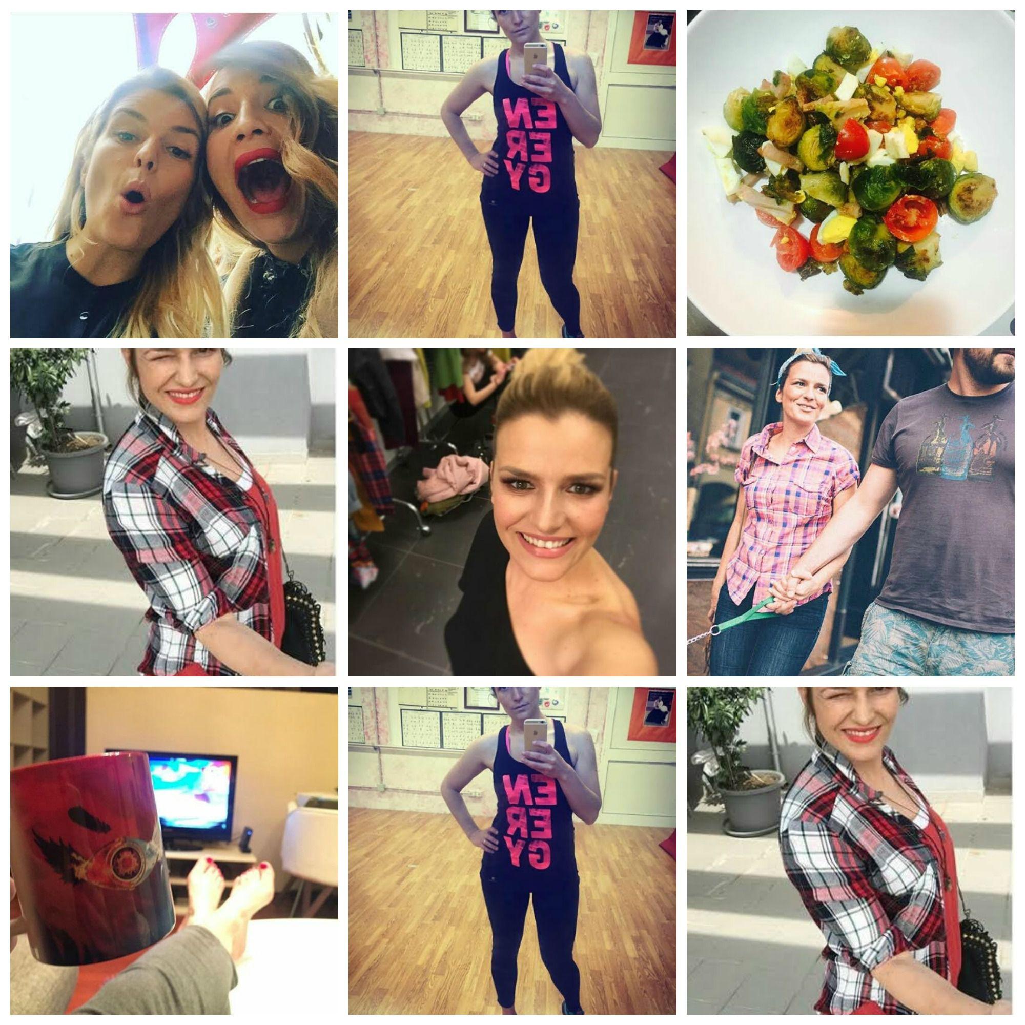 Instagram dnevnik: Antonija Blaće