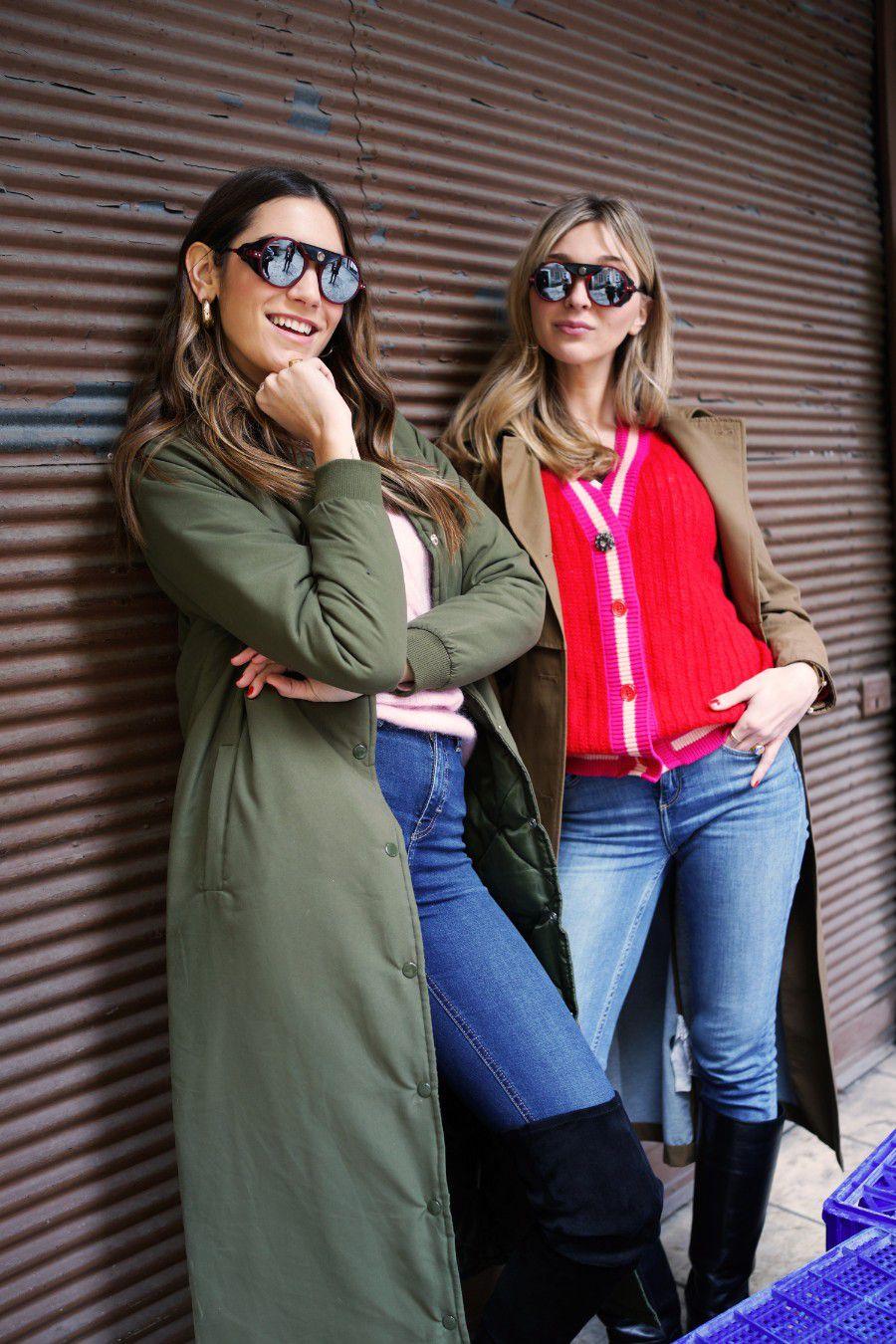 Rita i Nika obožavaju crvene modele IZIPIZI naočala