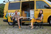 Yvette i Šime na Novom Zelandu zaljubili su se u kampiranje; odlučili su kombi pretvoriti u kamper i upoznati ljepote Hrvatske