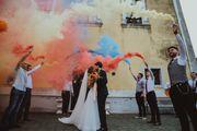 Je li ovo najljepše vjenčanje koje ste vidjeli u Zagrebu? Nama definitivno je 😍