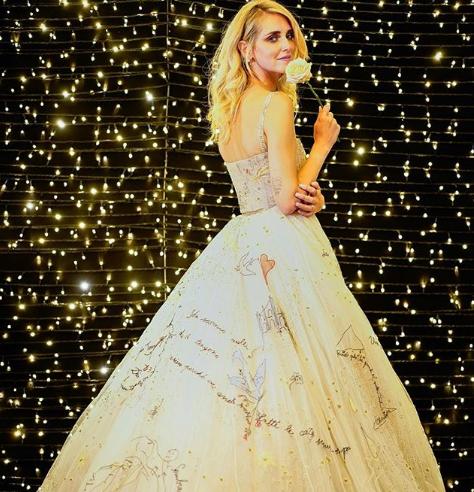 Chiara nije htjela tradicionalnu vjenčanicu, no dizajnerica joj je savjetovala da se drži klasike