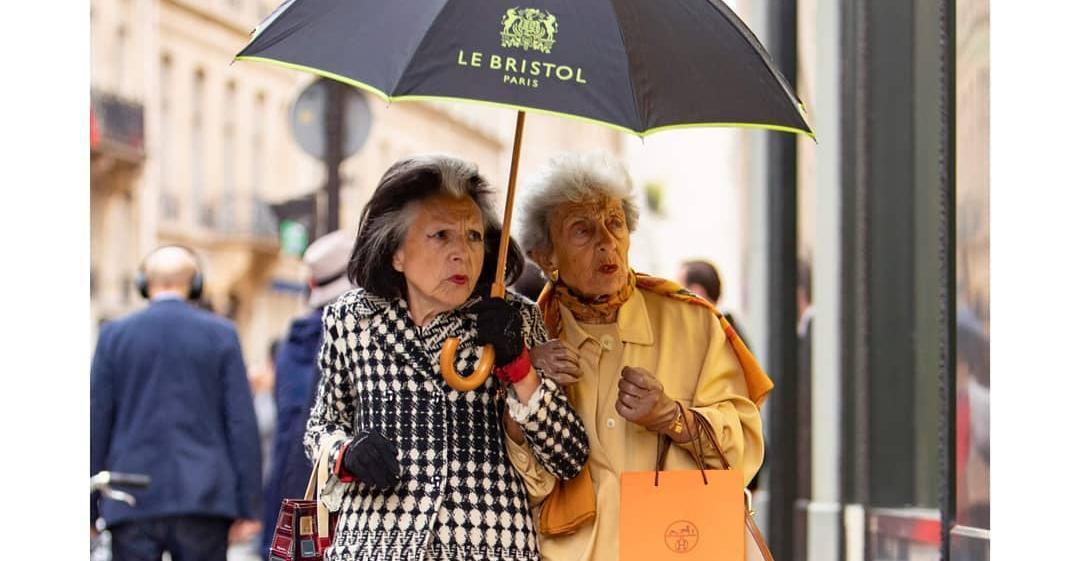 Ove dvije dame su apsolutne kraljice! Dokaz su da dobar stil ne poznaje godine