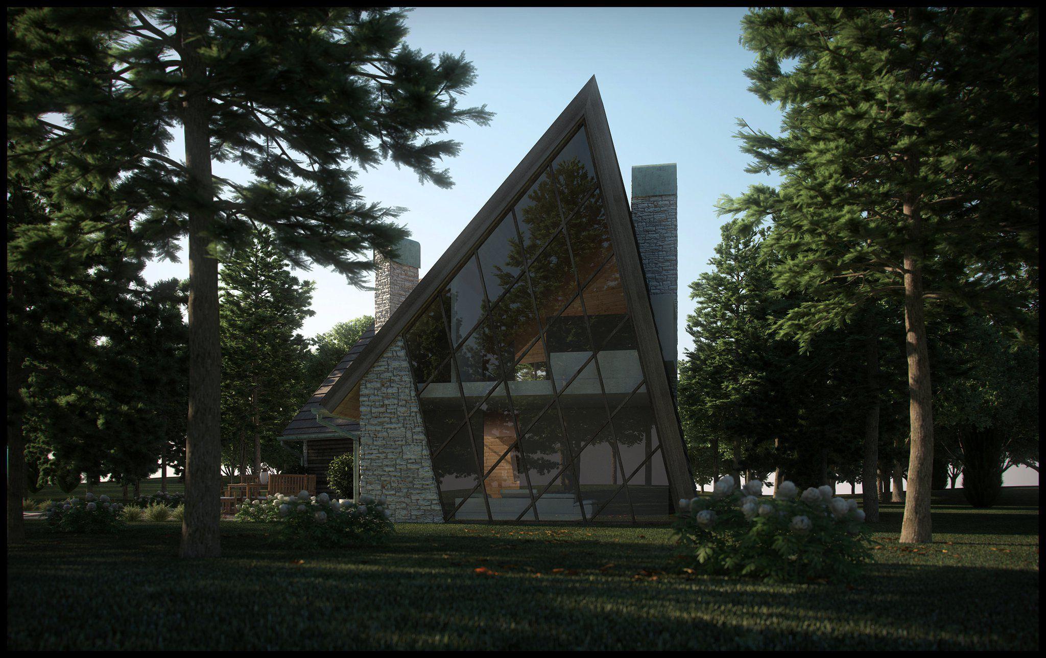 Luksuzna planinska kuća za odmor