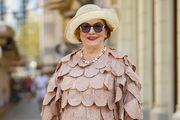 Dama od koje možemo učiti o stilu: 'Sredim se vikendom. Volim se naći s prijateljicama i svečanije se odjenuti'