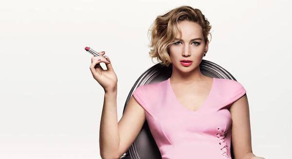 Jennifer Lawrence u novoj kampanji za Dior