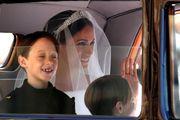 Pretpostavke bile pogrešne: Meghan blista u vjenčanici s Givenchy potpisom!