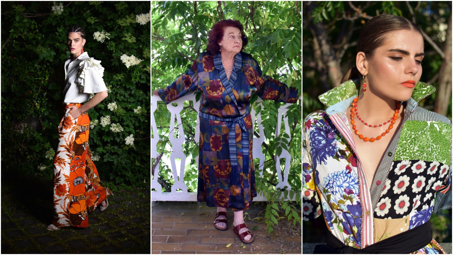 Sever predstavio novu ljetnu kolekciju punu posebnih i udobnih komada; zvijezda je 79-godišnja gospođa Milka