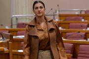 Ivana Ninčević Lesandrić ponovno plijenila pozornost neobičnom modnom kombinacijom