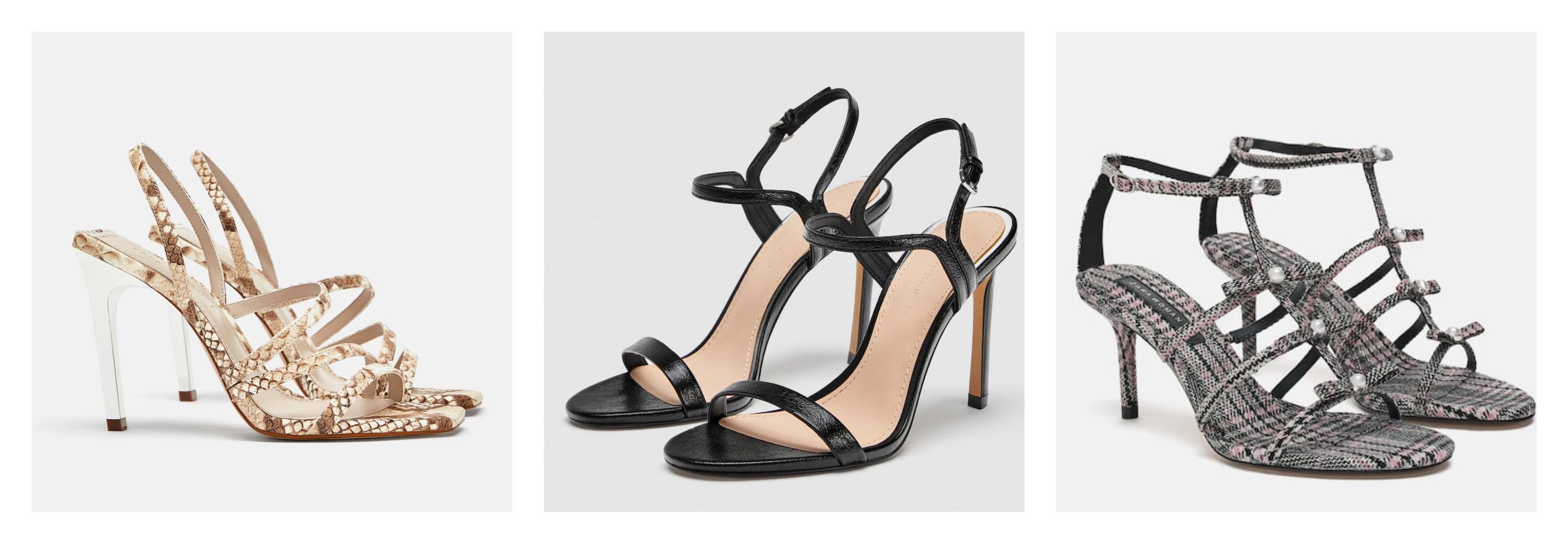 Ništa bez remenčića: Pronašli smo najljepše sandale za vruće ljetne noći