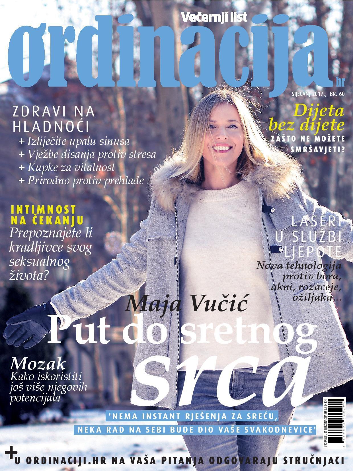 Novi broj magazina Ordinacija.hr od sutra na svim kioscima!