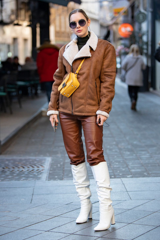 Ljepotica u odvažnom outfitu izgleda kao da je sišla s naslovnice modnog časopisa