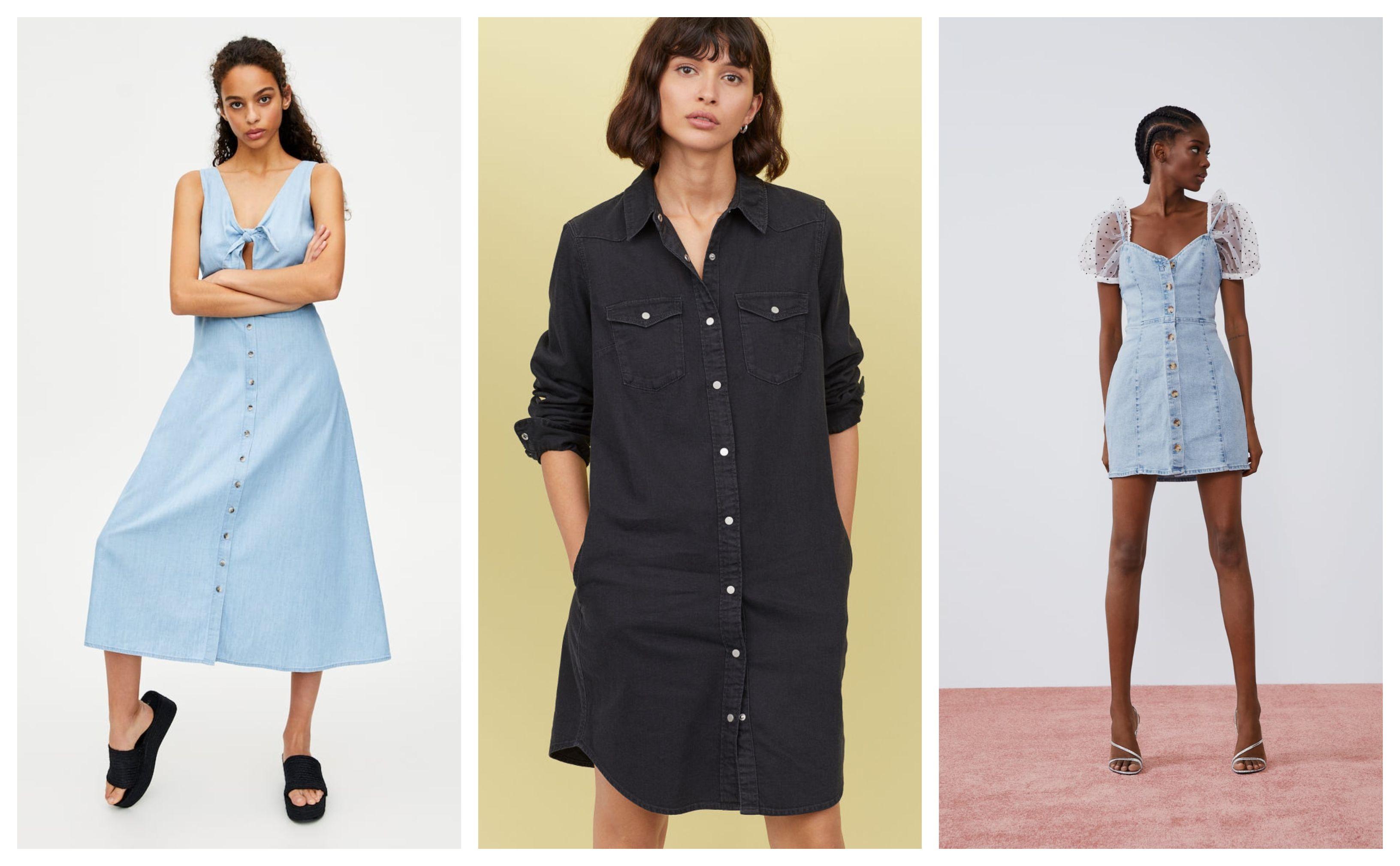 Traper je uvijek dobar odabir, a ovo su neke najzanimljivije haljine od tog materijala