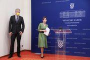 Komentar modne savjetnice: Marija Selak Raspudić odabrala korektan odabir, a Nino Raspudić treba pripaziti na kroj