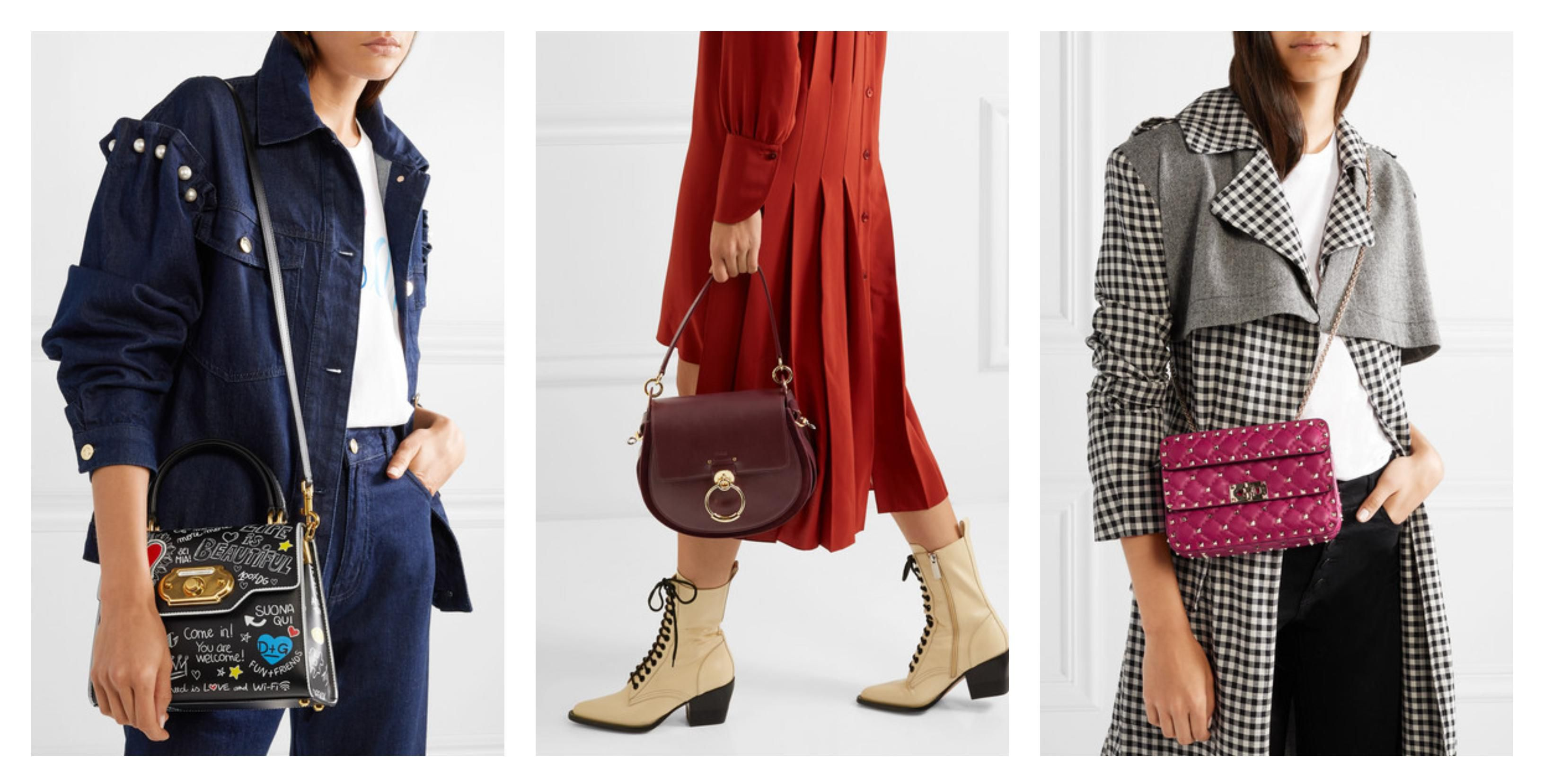 Kakve će se dizajnerske torbe nositi ove jeseni? Izabrali smo najljepše i teško je naći favorita!