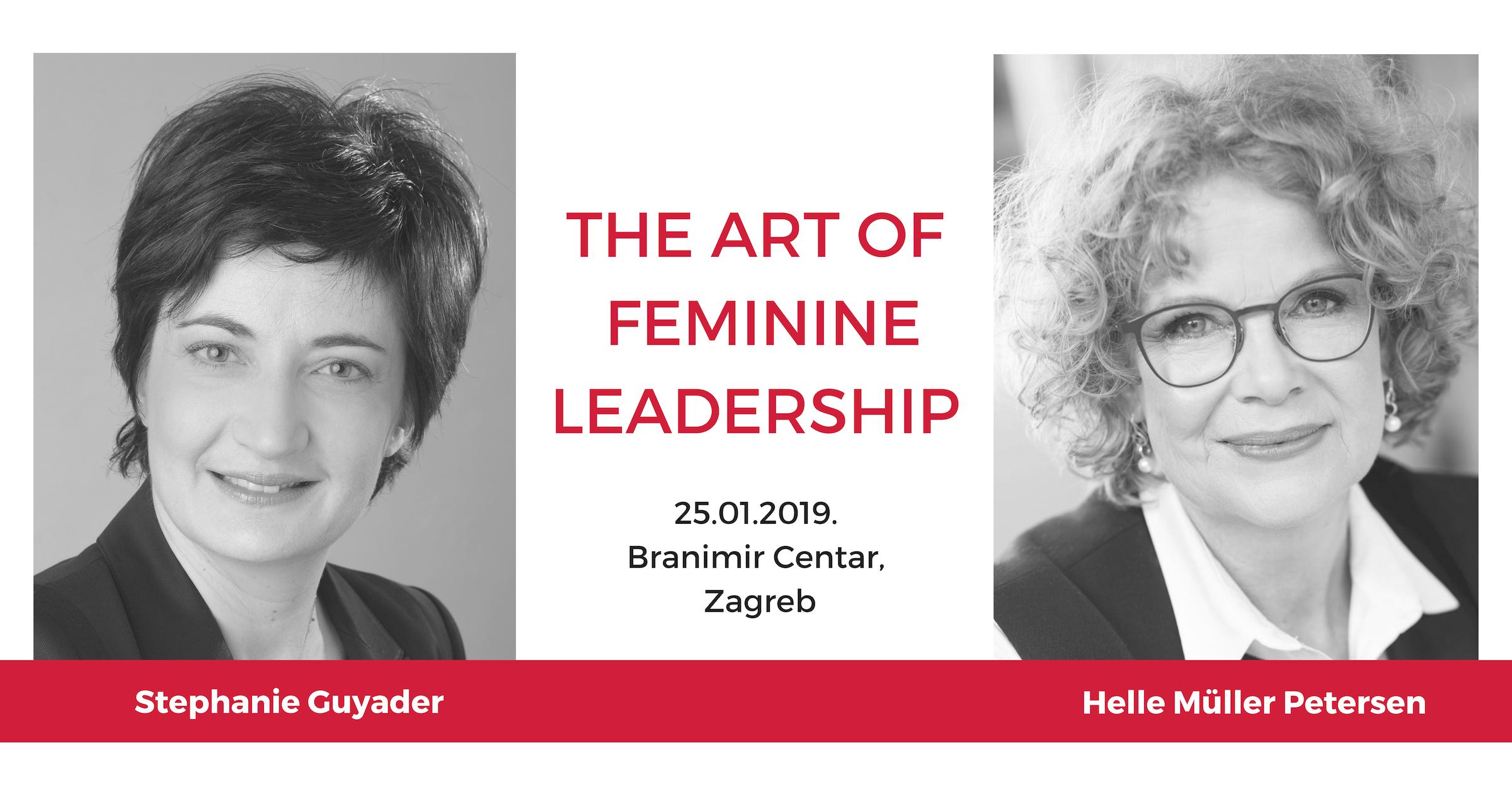 """Drugo izdanje konferencije """"The Art of Feminine Leadership""""  okupit će 500 liderica krajem siječnja u Zagrebu"""