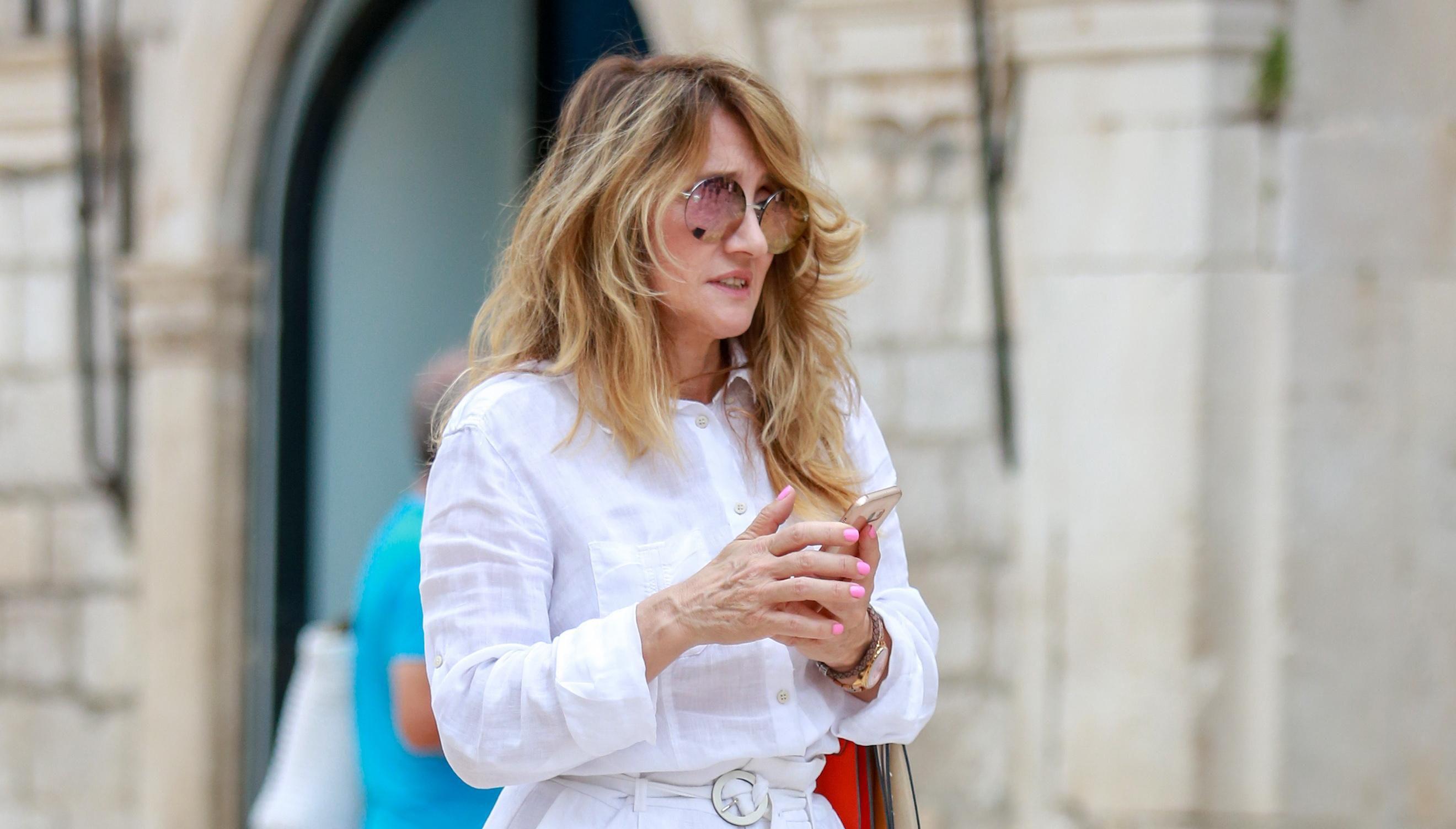 U stylingu ove divne dame vrlo rado bismo proveli cijelo ljeto!