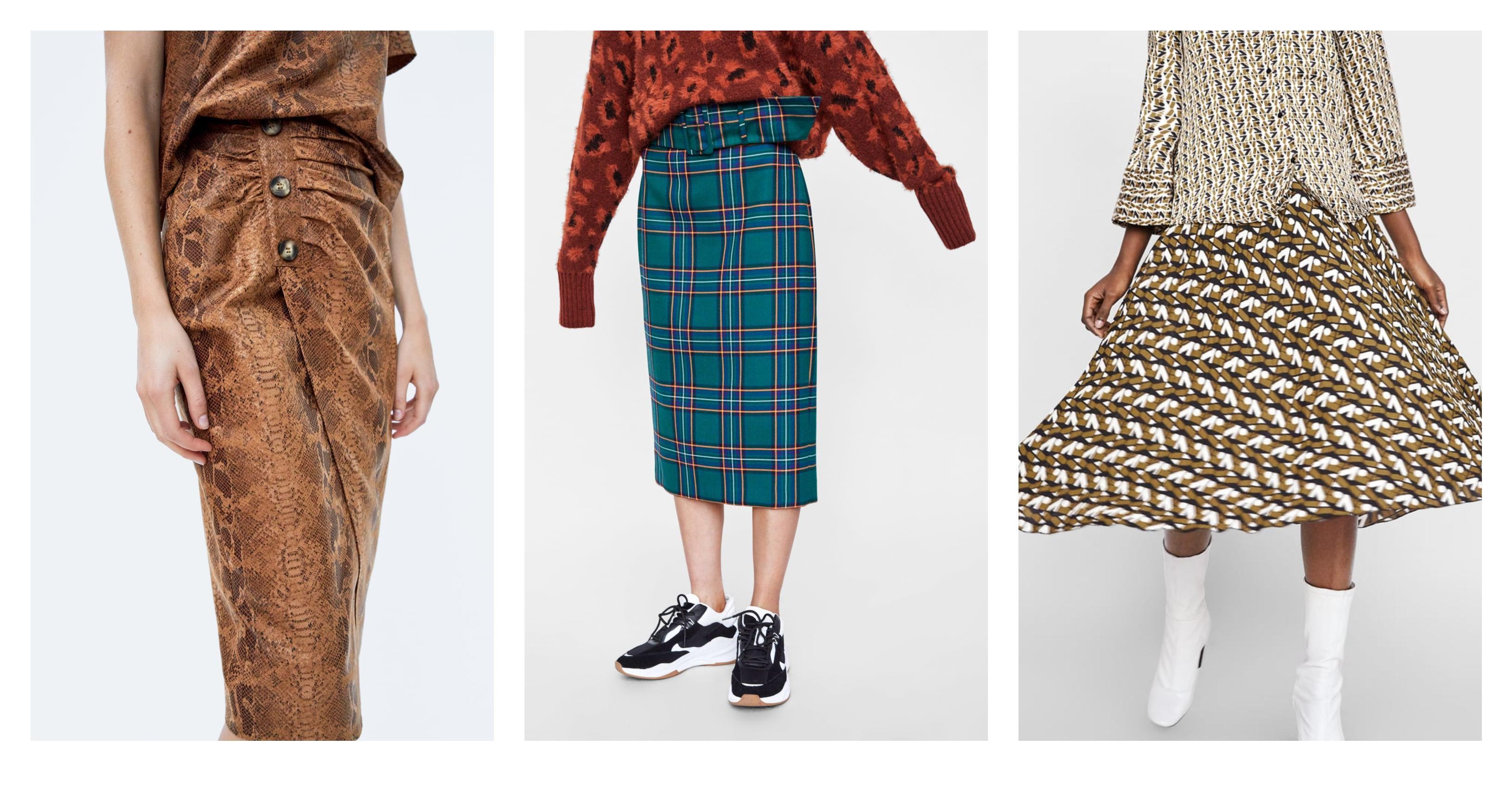 Kakve ćemo suknje nositi ove sezone? Jedno je sigurno - bit će u znaku različitih uzoraka!