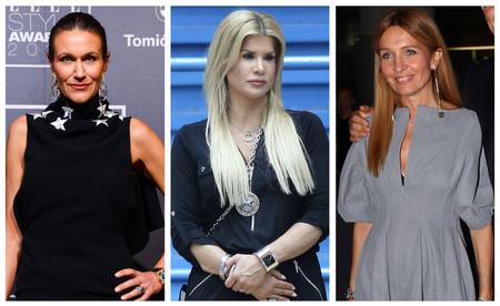 Misterio Simpático barbería  Sve žene klana Tedeschi: Tajnovite dame koje povezuje obitelj, moda i  biznis | Diva