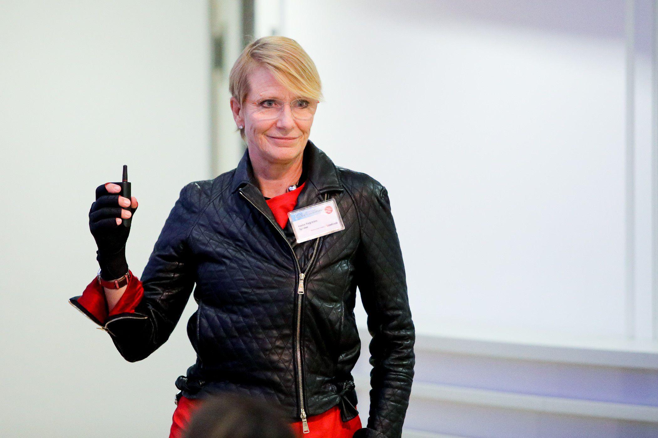 Louise Tingstrom u sklopu projekta Career Paths Connects podijelit će svoje bogato životno iskustvo s polaznicima