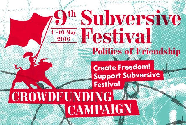 Subversive festival stiže u kina u svibnju