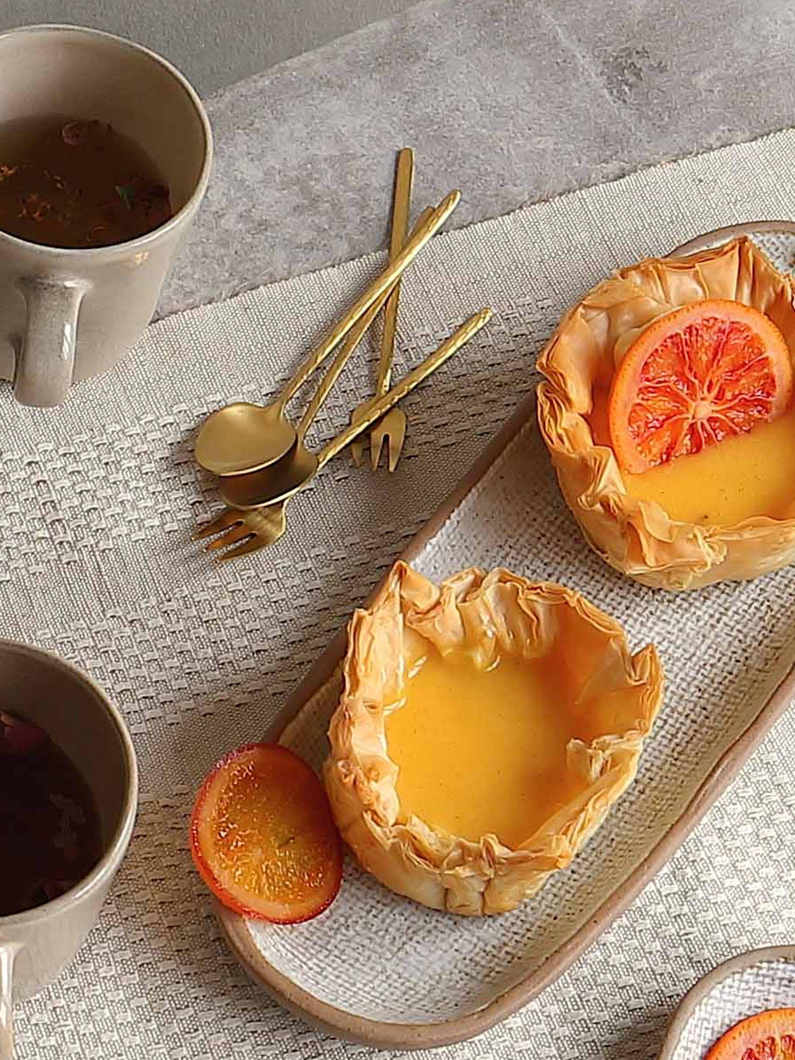 Lisnato s kremom od mandarina zvuči fantastično: Napravite ga po isprobanom receptu!