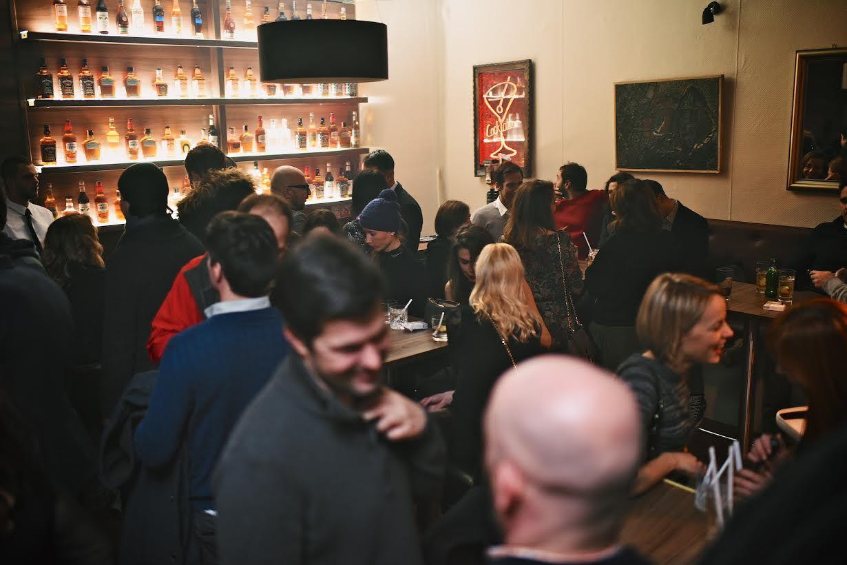 Otvoren #Refined Cocktail Bar