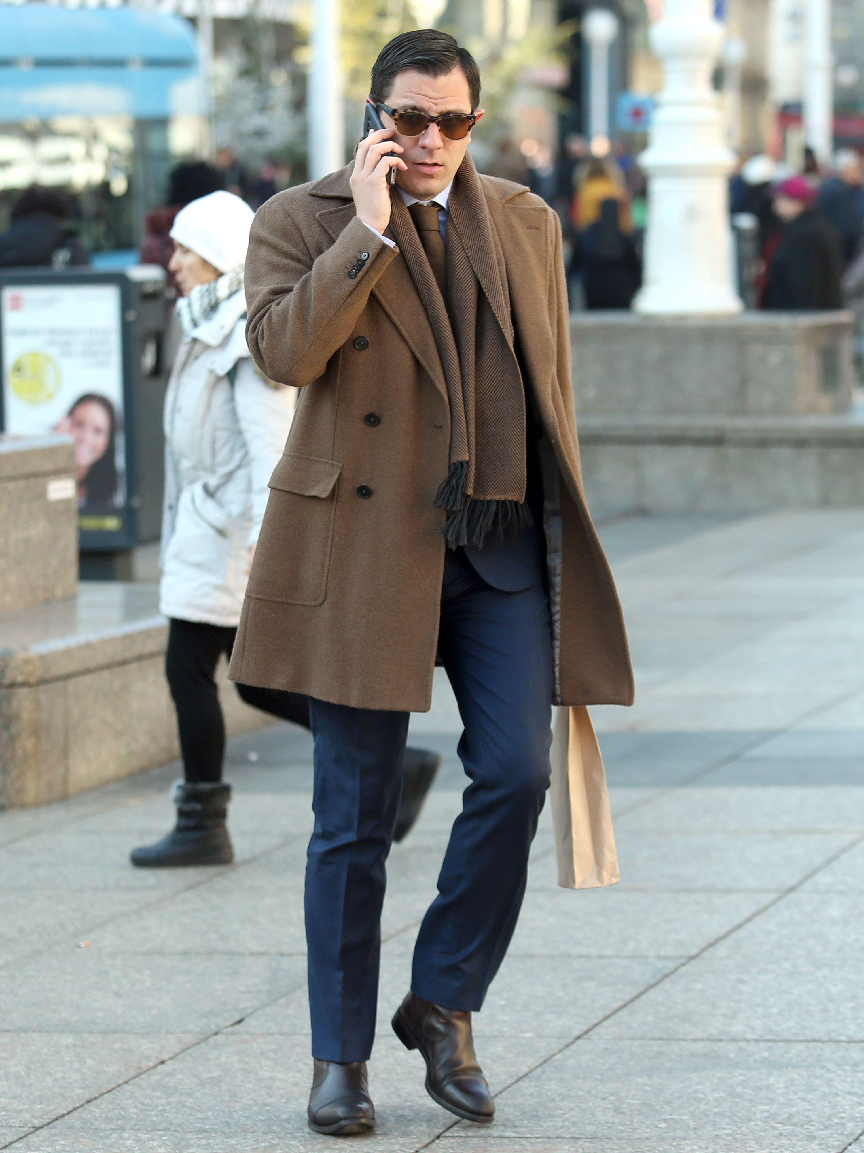 Sve žene su ga gledale: Ovako izgleda fantastična muška odjevna kombinacija
