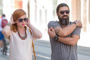 S osječkih ulica: Dama i frajer koji bi bez problema mogli na naslovnicu nekog modnog časopisa