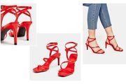 Dodaj malo boje, malo crvene... Pronašli smo najljepše crvene cipele za ovo proljeće!