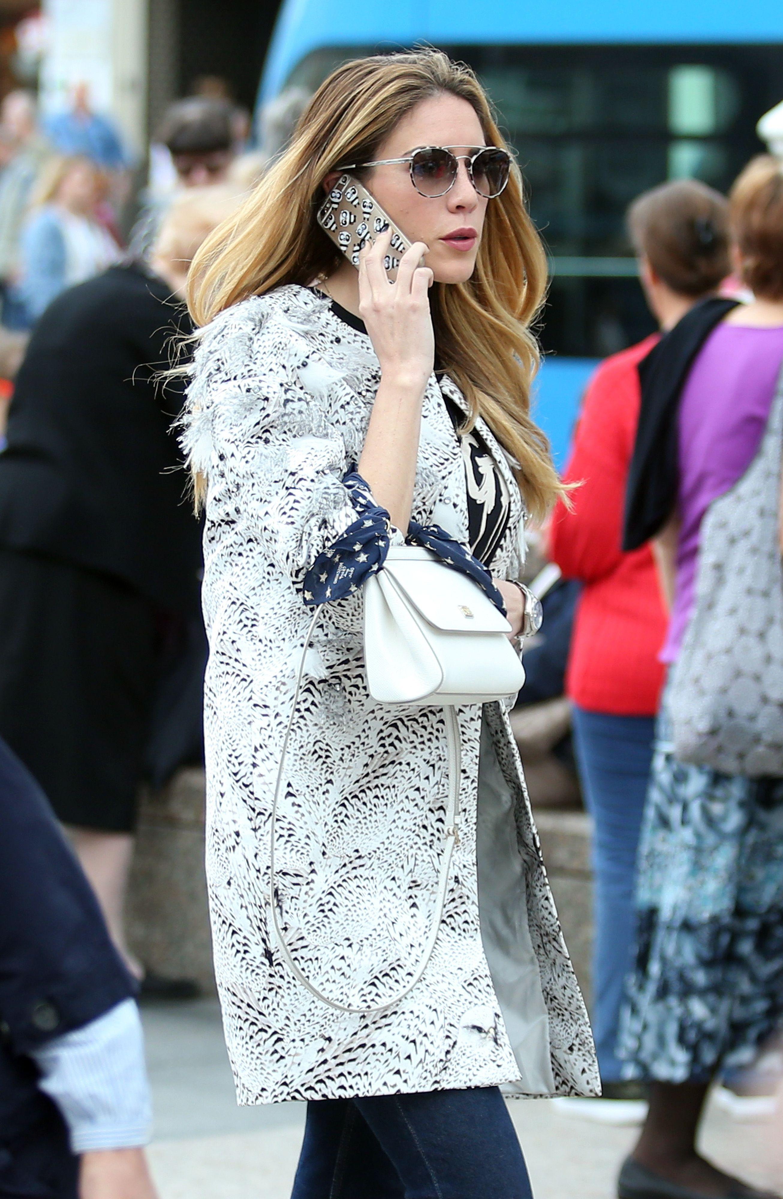 Kakav styling! Prezgodna plavuša na Trgu privukla poglede svih prolaznika
