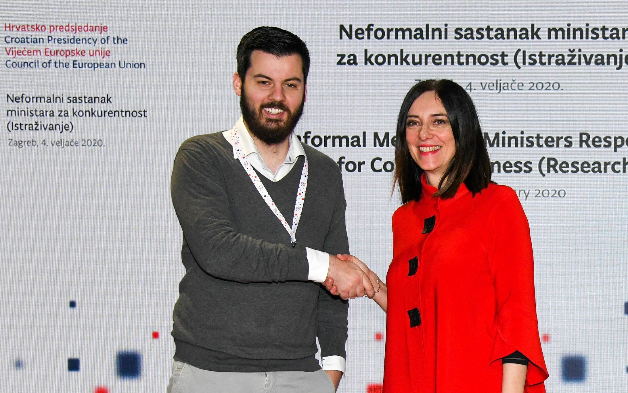 "Divjak se nije ""proslavila"" outiftom, Rimac briljirao i osvojio popularnim modelom tenisica"