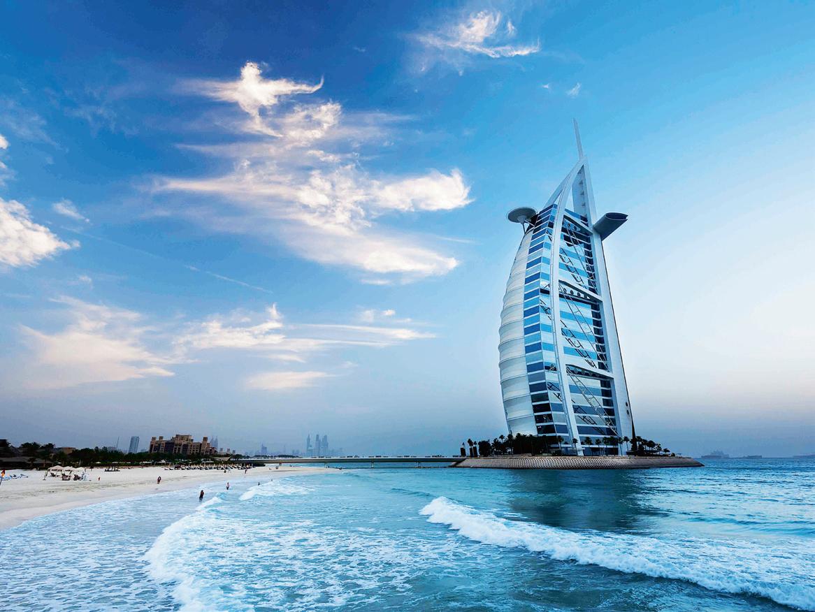 S mirisom soli Dubai