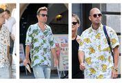 Novi trend među muškarcima: Frajeri vole košulje s najluđim uzorcima