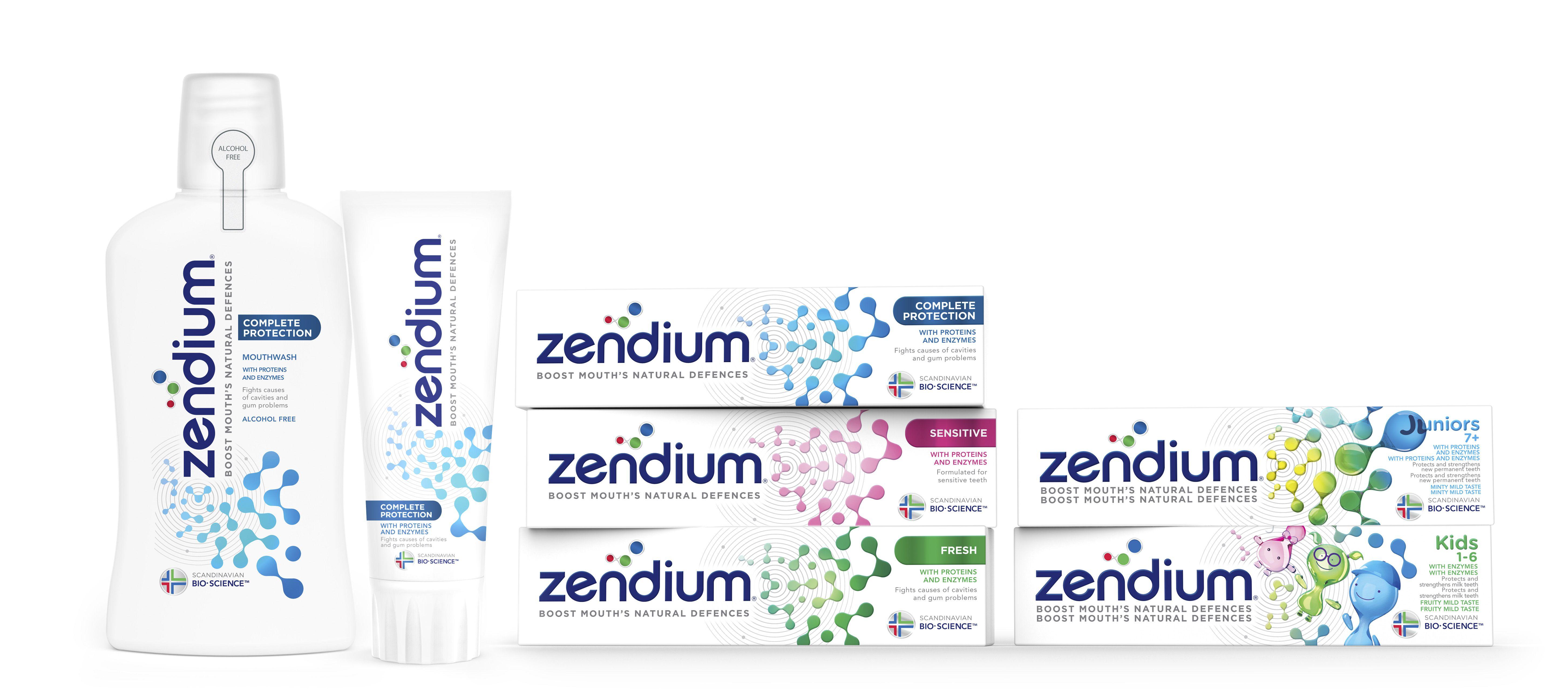 Zendium - nova zaštita vašeg osmijeha