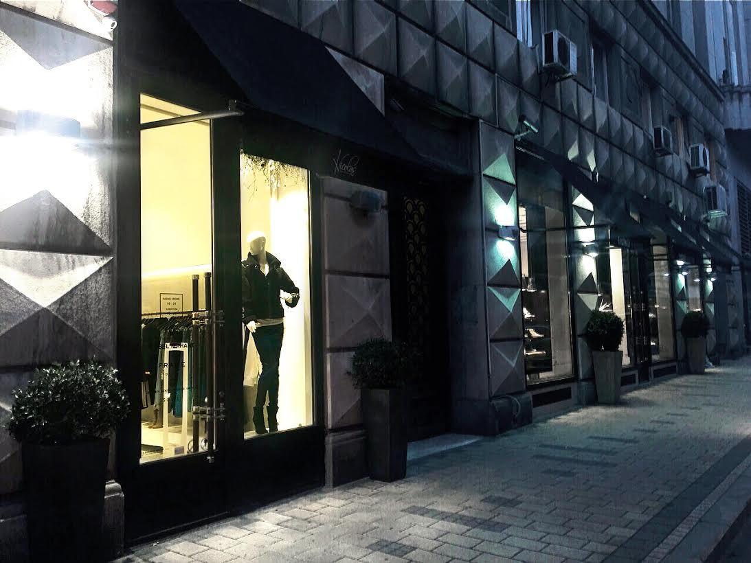 Nicolas Conept Store i u Beogradu!