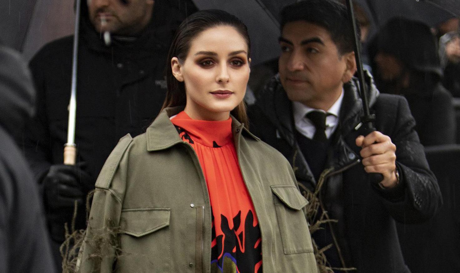 Zaljubit ćete se u kombinaciju omiljene fashionistice Olivije Palermo: Savršena je za prijelazno razdoblje