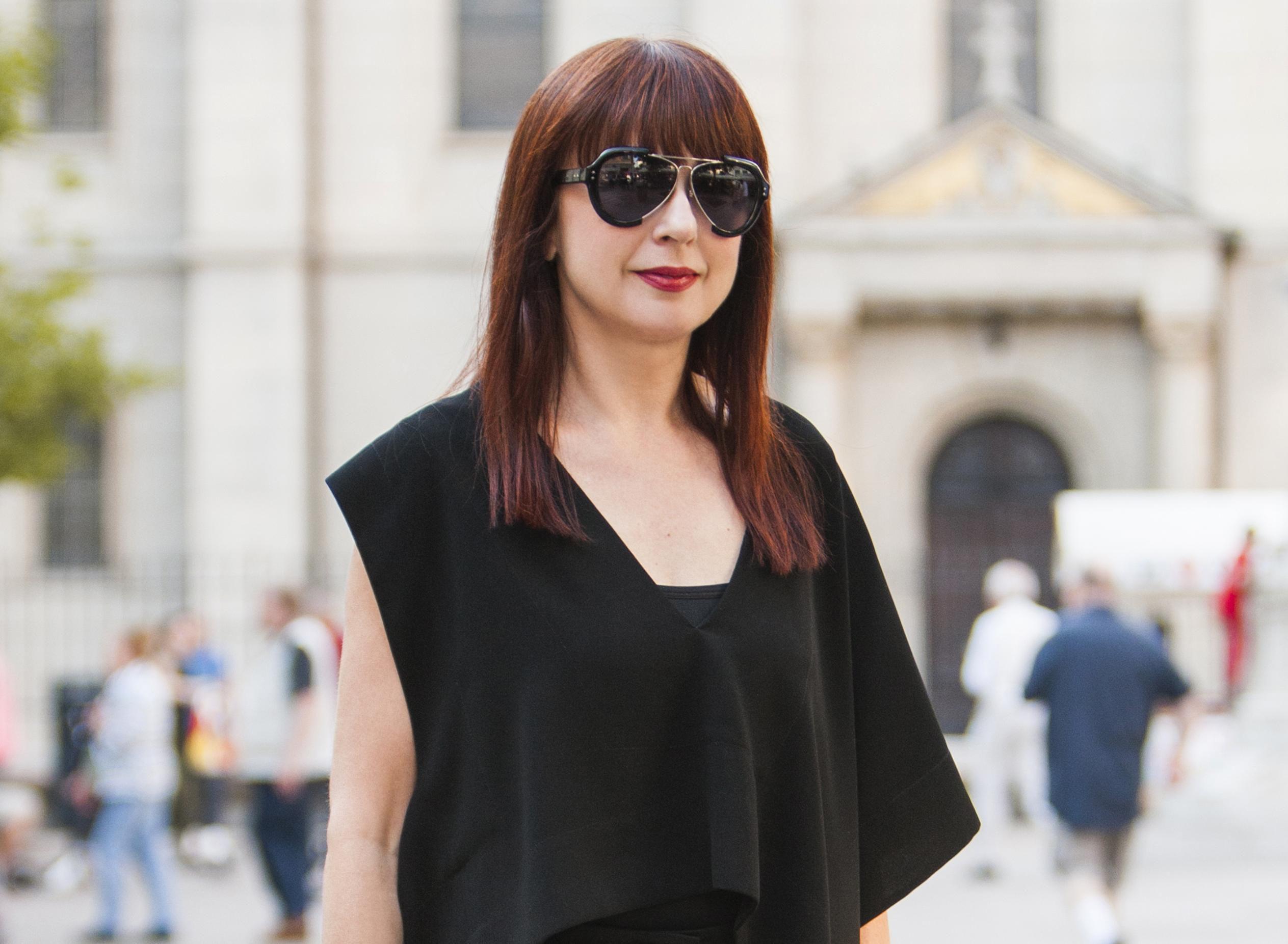 Najbolje je biti svoj: Poznata arhitektica pokazala kako se nosi crna boja