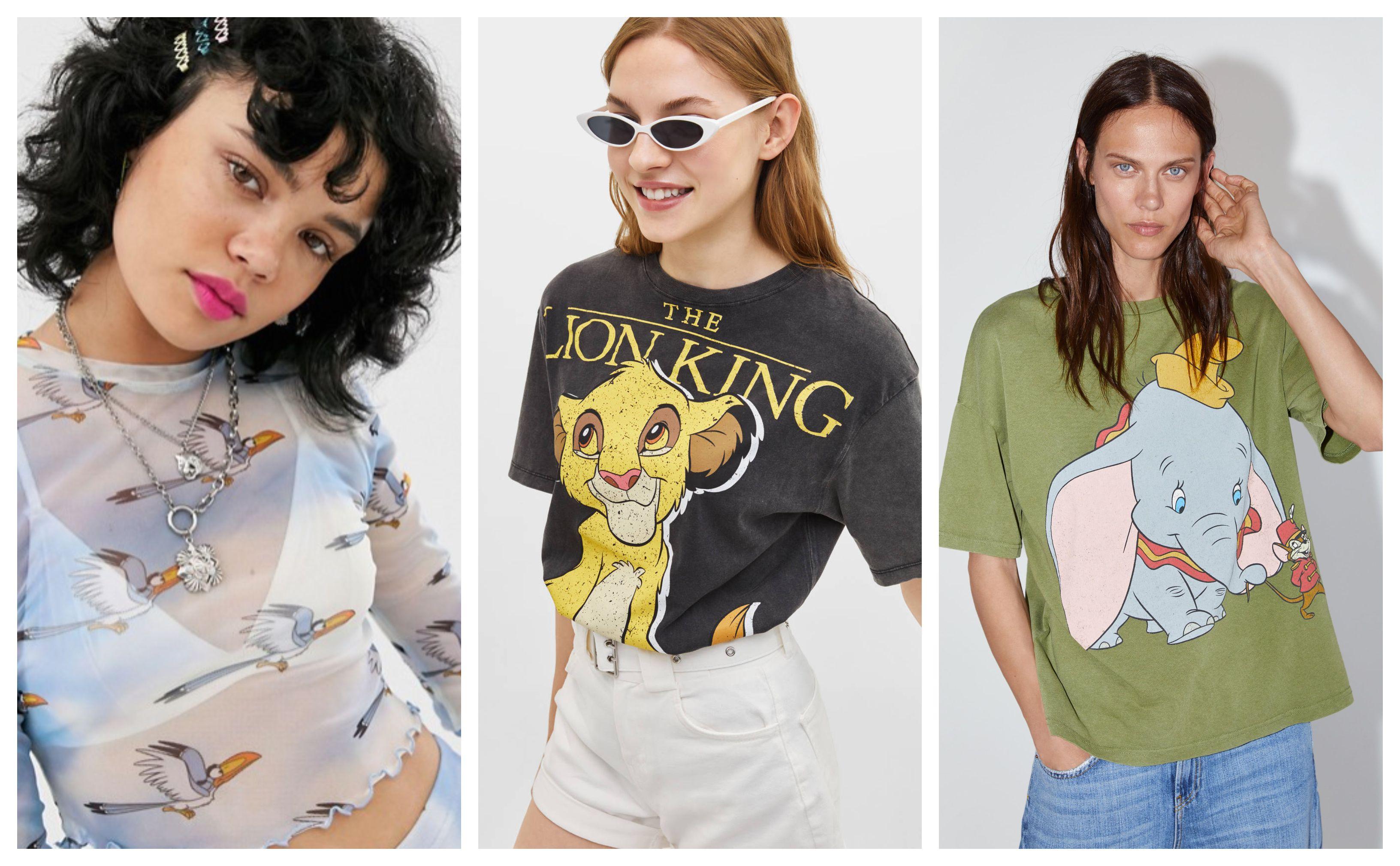 Disneyjevi junaci na majicama novi su hit! Trebaju nam sve (pogotovo Kralj lavova❤️️)