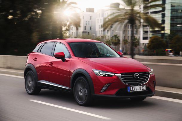 Mazda CX-3: Raskošni mali SUV sportskih gena
