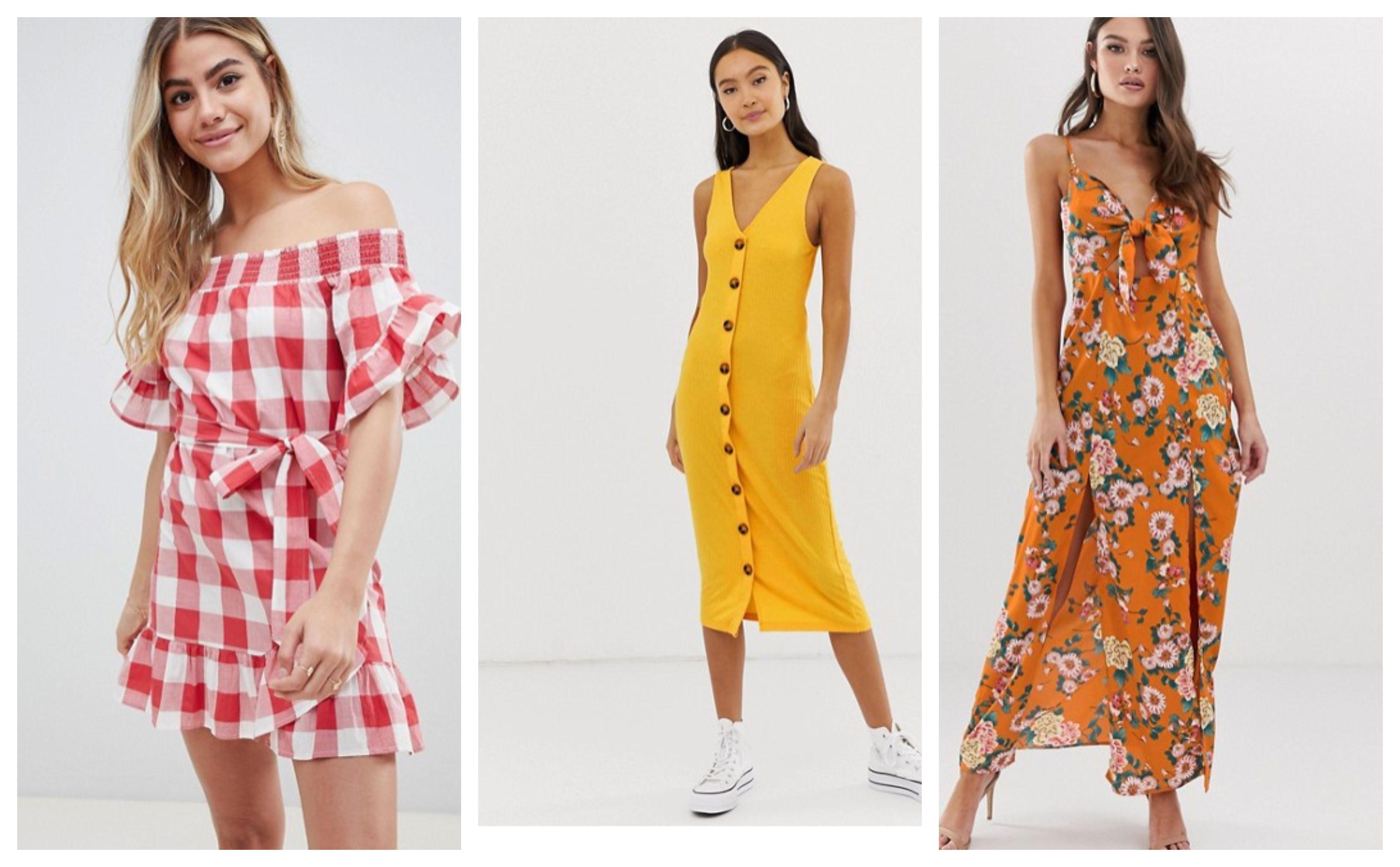 Izabrali smo deset najljepših proljetnih haljina s ASOS-a do 150 kuna