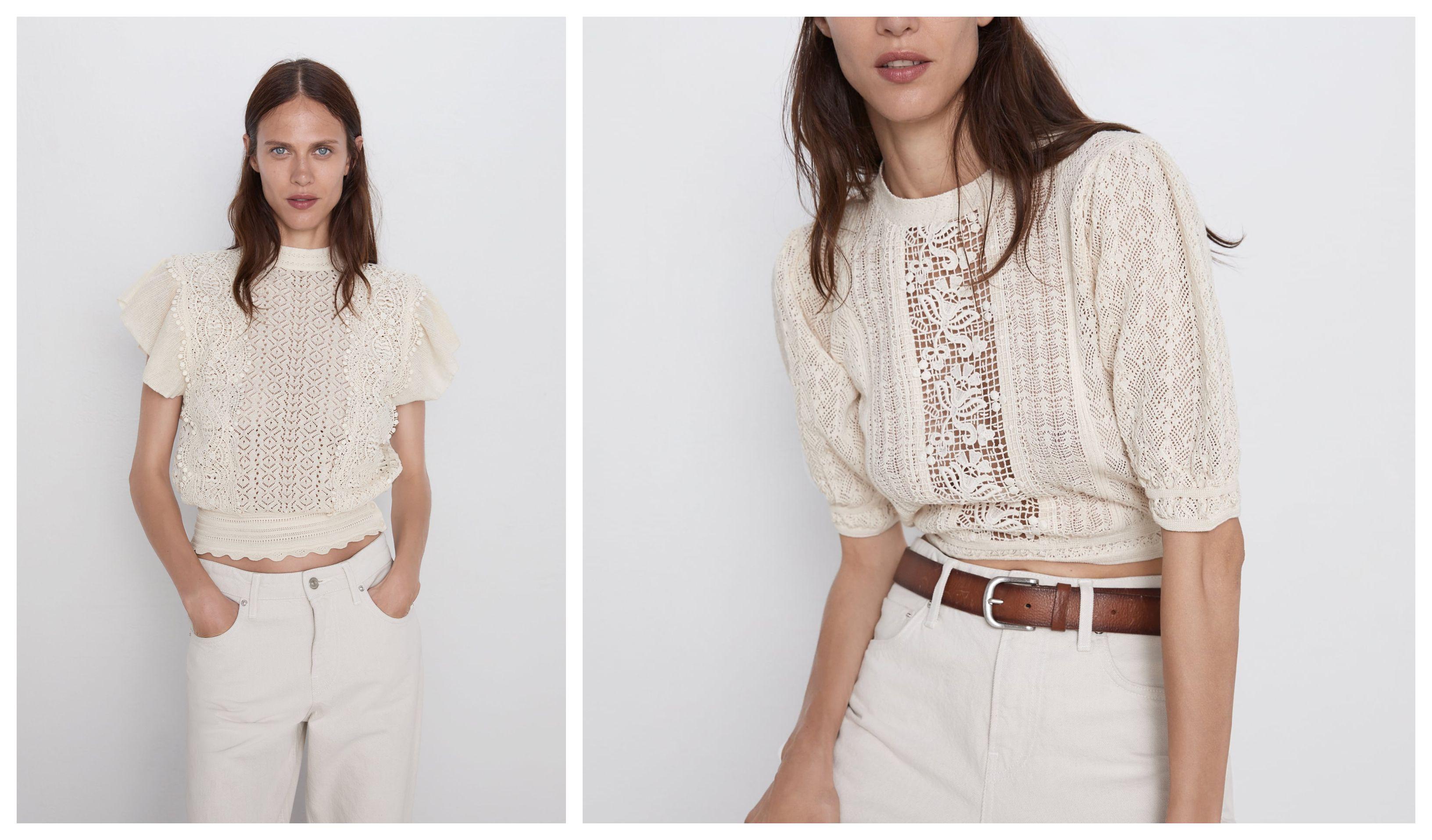 Iz Zare stiže čista romantika: Morate vidjeti ove divne bluze!
