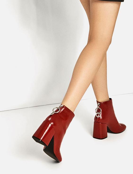 Najljepše crvene cipelice za ove blagdane