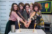 Fusio Dose proslavio rođendan u salonu Dessange Paris