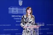 HDZ-ova zastupnica odabrala haljinu kakvu ne viđamo često, evo što kaže modna savjetnica