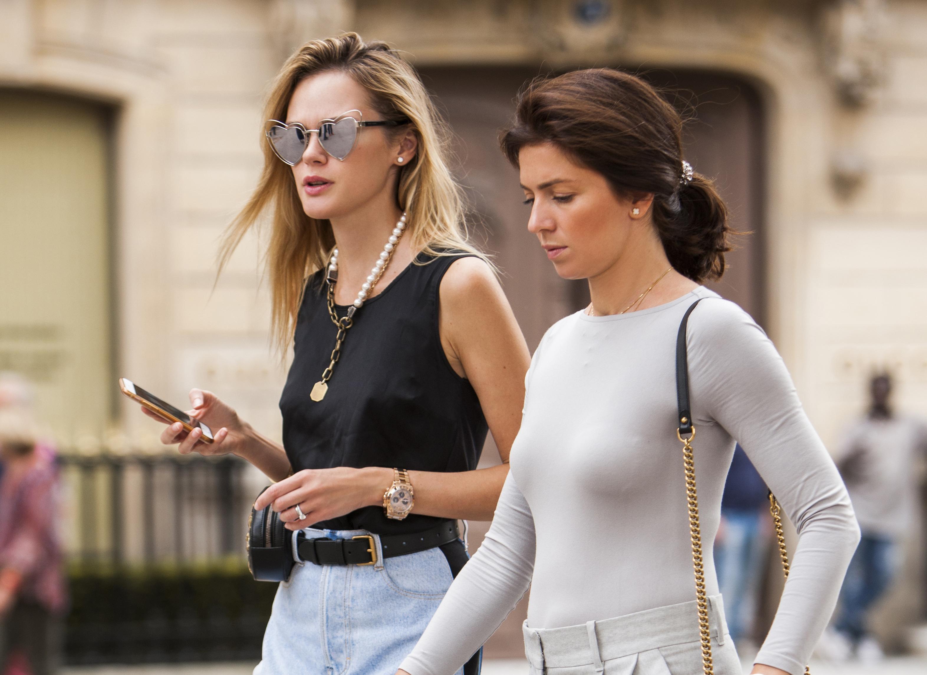 Zgodne & stylish: Ove prijateljice svima su očitale lekcije iz stila