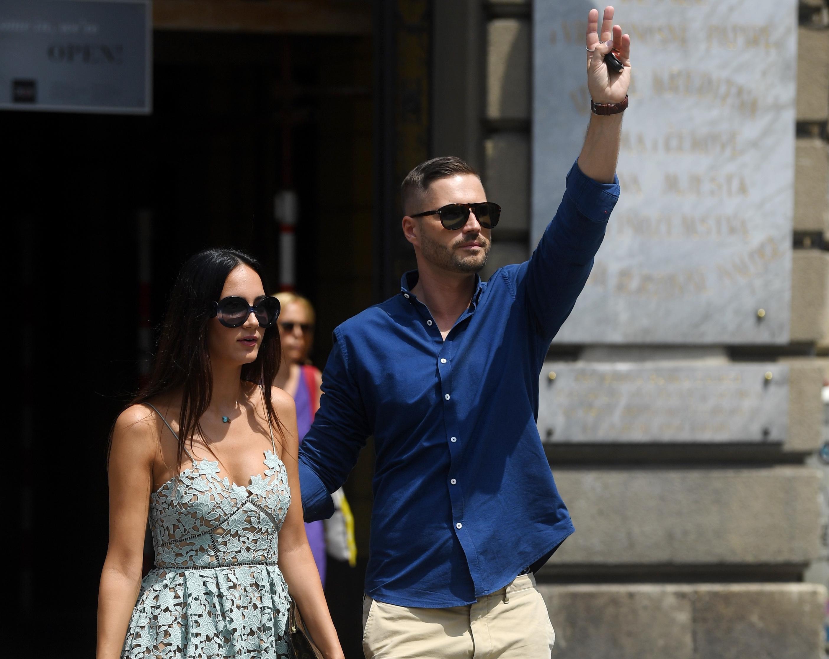 Odlični su! Ovaj zgodni par sa špice apsolutni je #goals